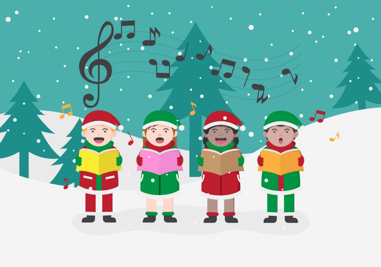 Christmas Caroling Images.Christmas Caroling Rosedale Baptist Church